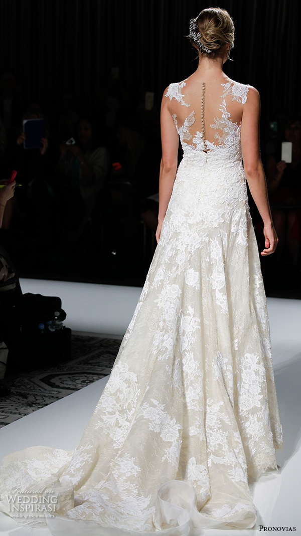 Wedding Dresses Modified A Line : Wedding dresses new york bridal runway show inspirasi