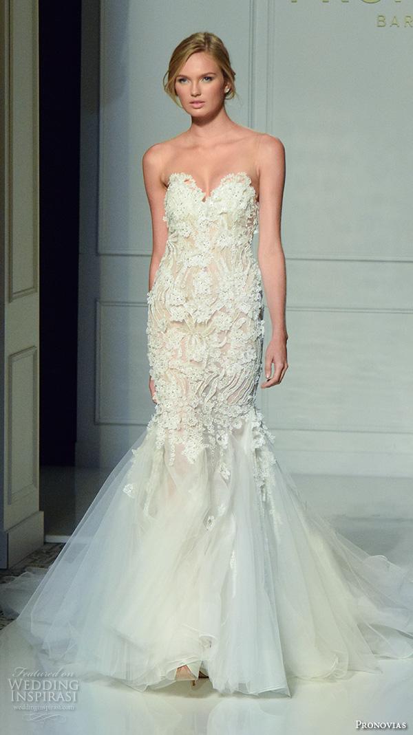 Spanish Lace Wedding Dress 75 Spectacular pronovias new york bridal
