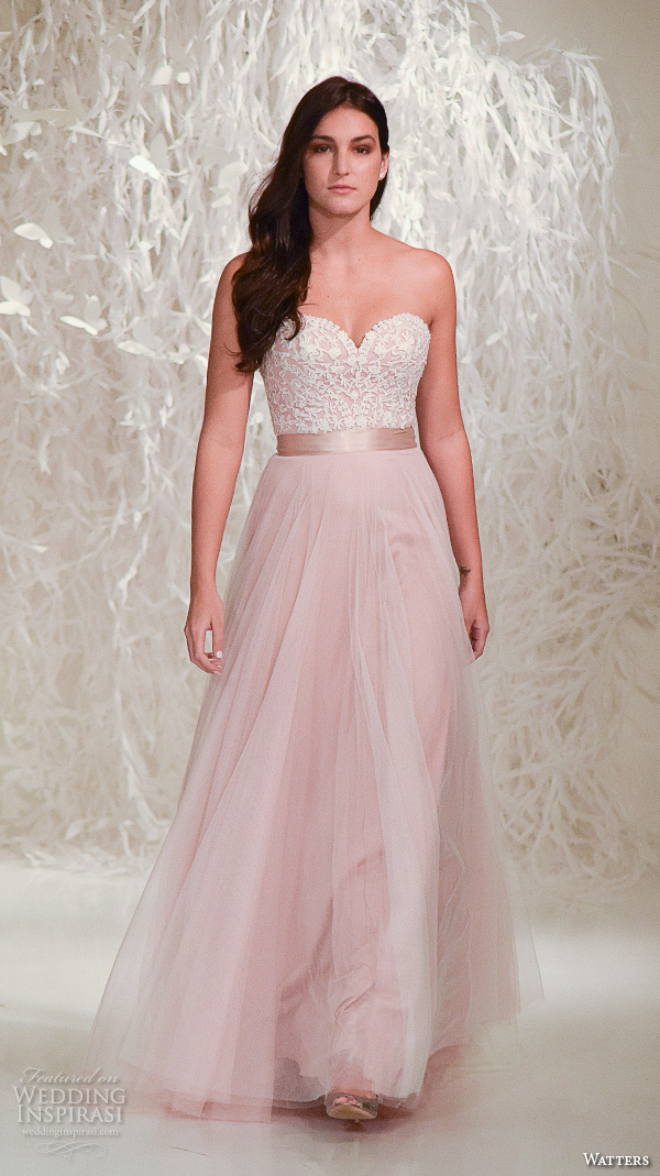 Wedding Dresses By Watters 9 Perfect watters new york bridal