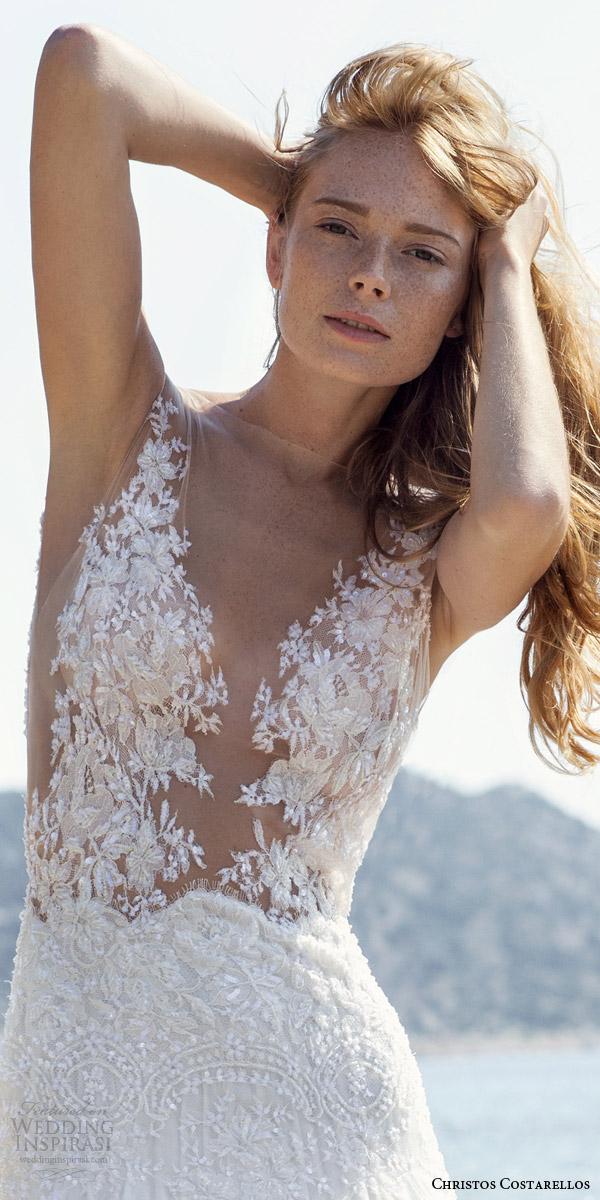 Bohemian Lace Wedding Dresses 51 Spectacular christos costarellos wedding dresses