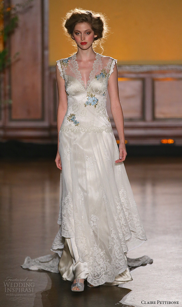 2013 wedding dress trends hot from the new york bridal