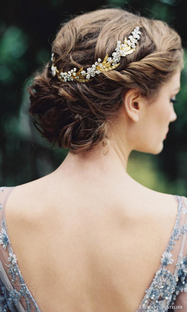 Accessories For Wedding Dresses 52 Best enchanted atelier liv hart