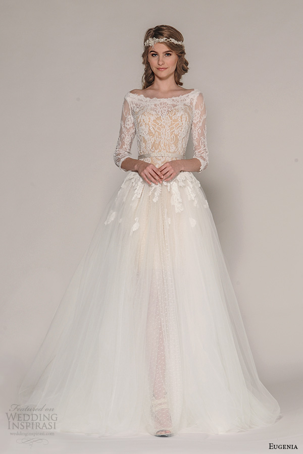 2 Be Couture Wedding Dress : Bodice tulle a line ball gown wedding dress style esmeralda