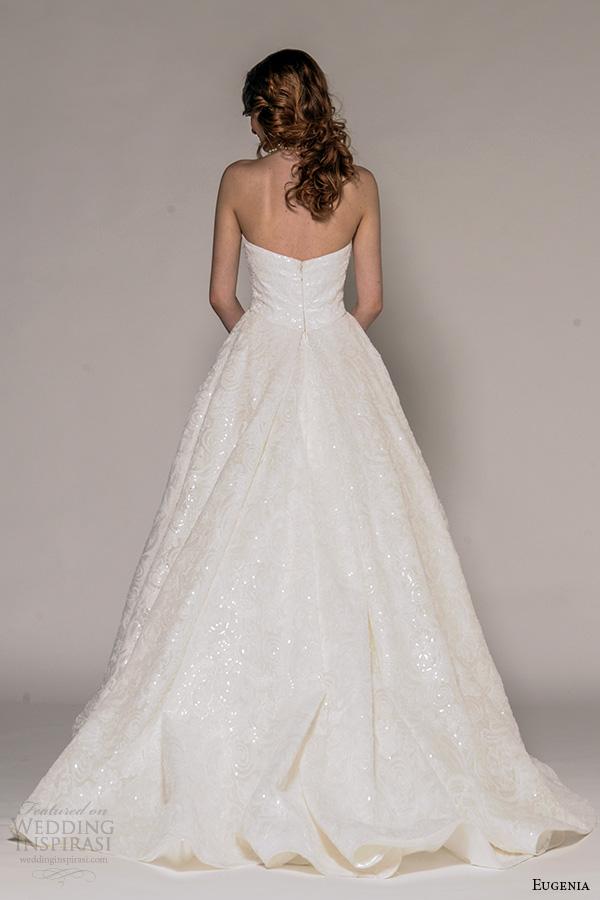 Eugenia couture fall 2016 wedding dresses wedding inspirasi for High couture wedding dresses