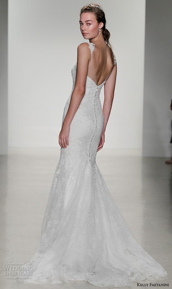 Mermaid Cut Wedding Dresses 78 Vintage kelly faetanini fall bridal