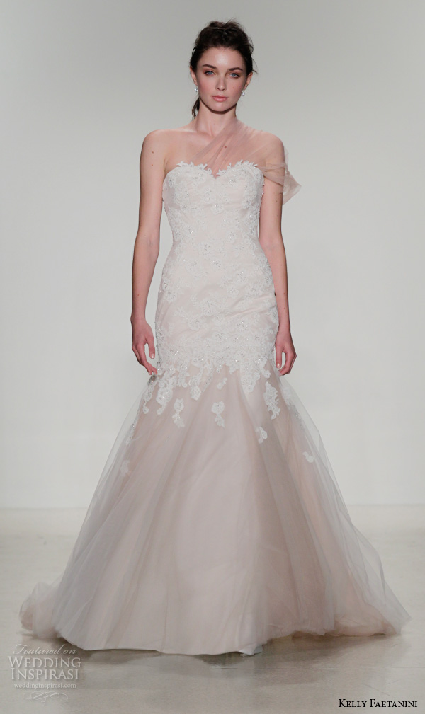 Wedding Dresses For   New York : Wedding dresses new york bridal week runway show