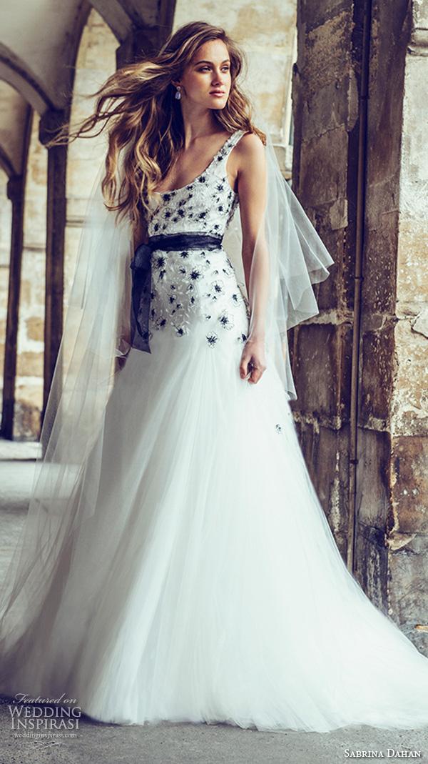 Parisian Wedding Dresses 13 Great sabrina dahan bridal fall
