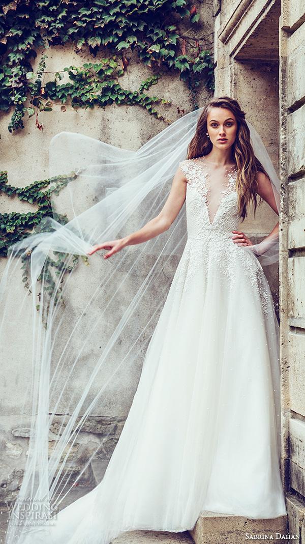 Sabrina Wedding Dress 8 Inspirational sabrina dahan bridal fall
