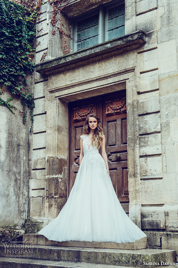 Sabrina Wedding Dress 88 Cool sabrina dahan bridal fall