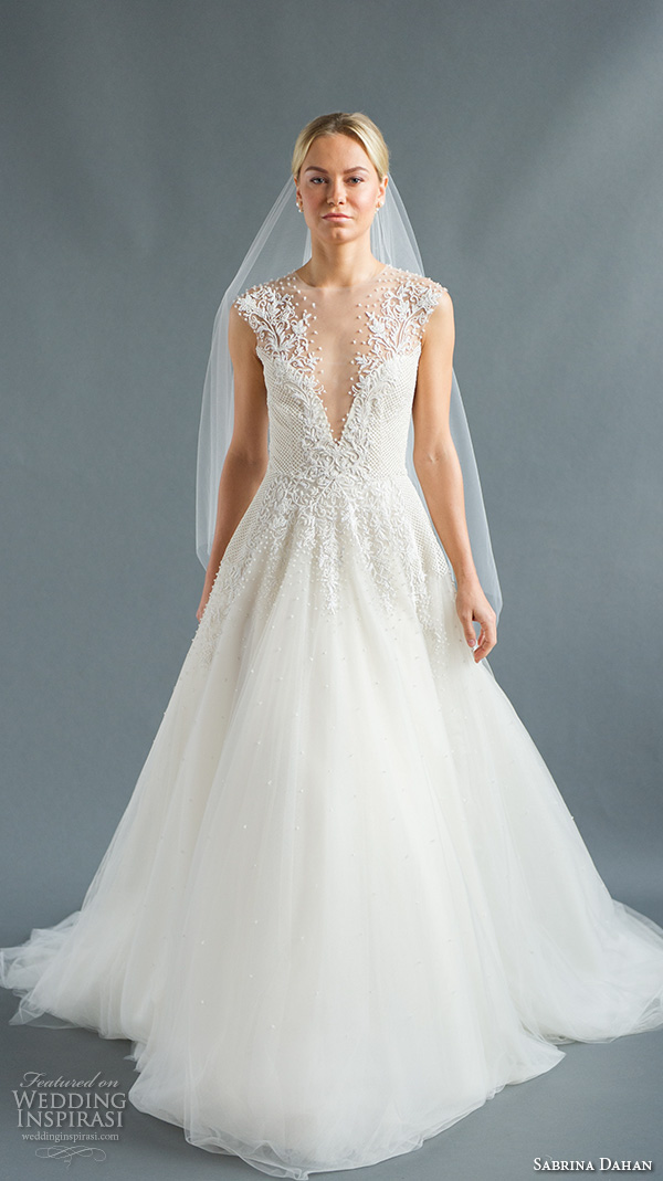 Sabrina Wedding Dress 1 Fresh sabrina dahan bridal fall