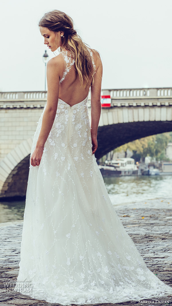 Sabrina Wedding Dress 11 Stunning sabrina dahan bridal fall