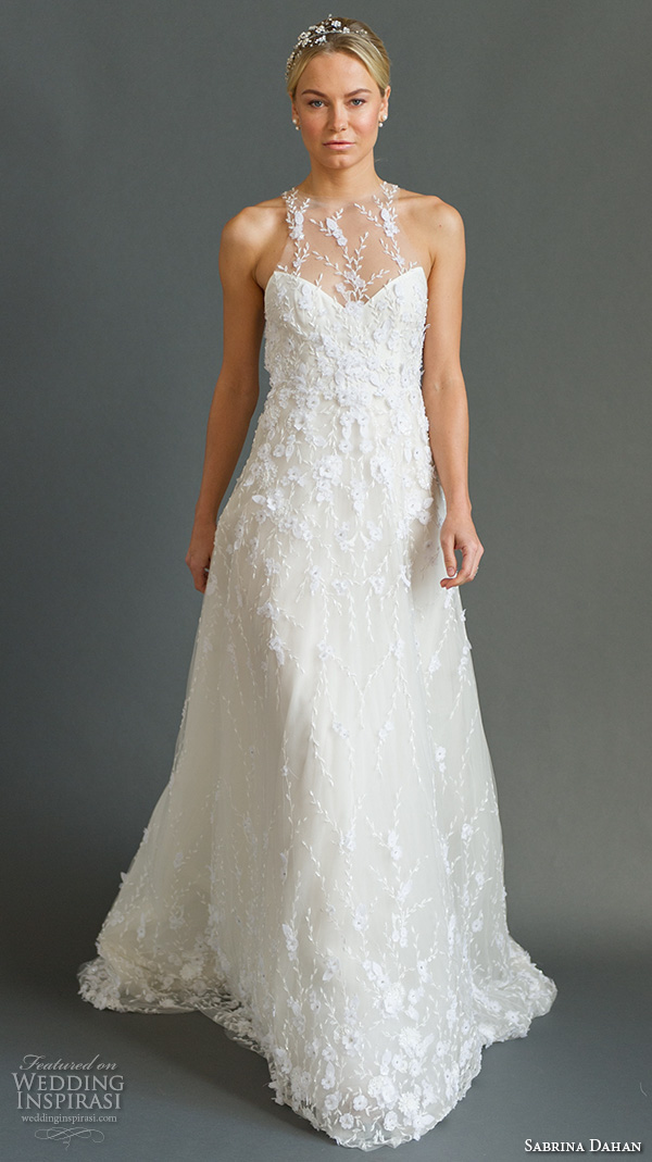 Wedding Dress Applique 50 Epic sabrina dahan bridal fall