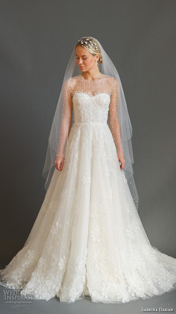 Sabrina Wedding Dress 28 Fresh sabrina dahan bridal fall