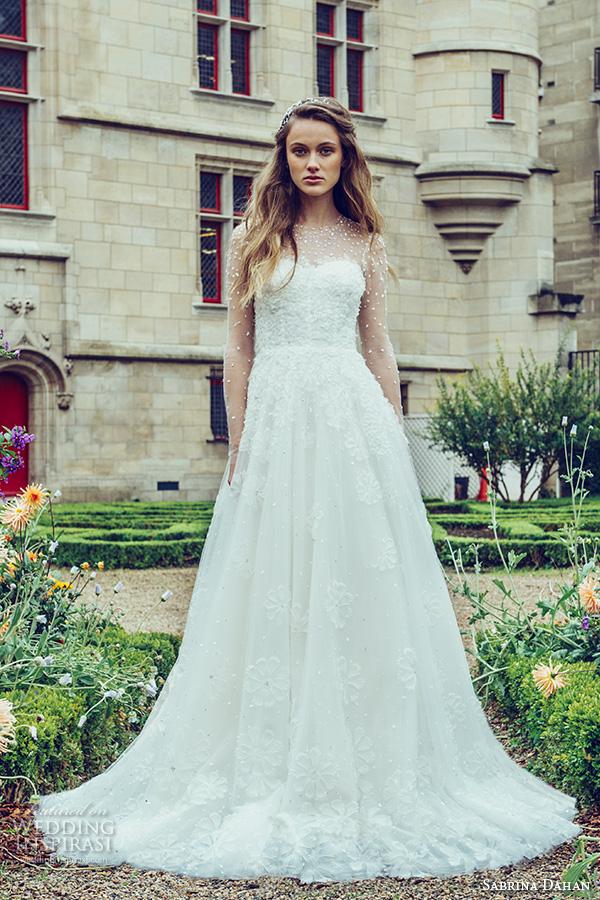 Sabrina Wedding Dress 3 Fresh sabrina dahan bridal fall
