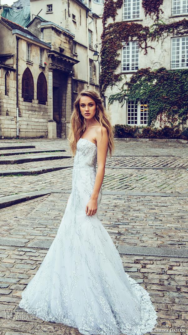 Sabrina Wedding Dress 24 Spectacular sabrina dahan bridal fall