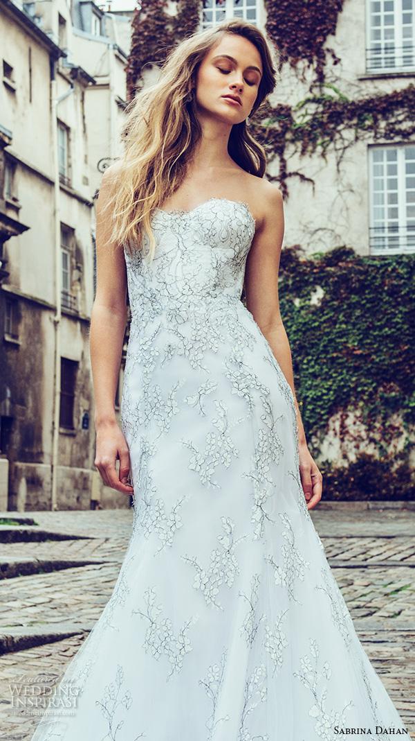 Sabrina Wedding Dress 19 Amazing sabrina dahan bridal fall