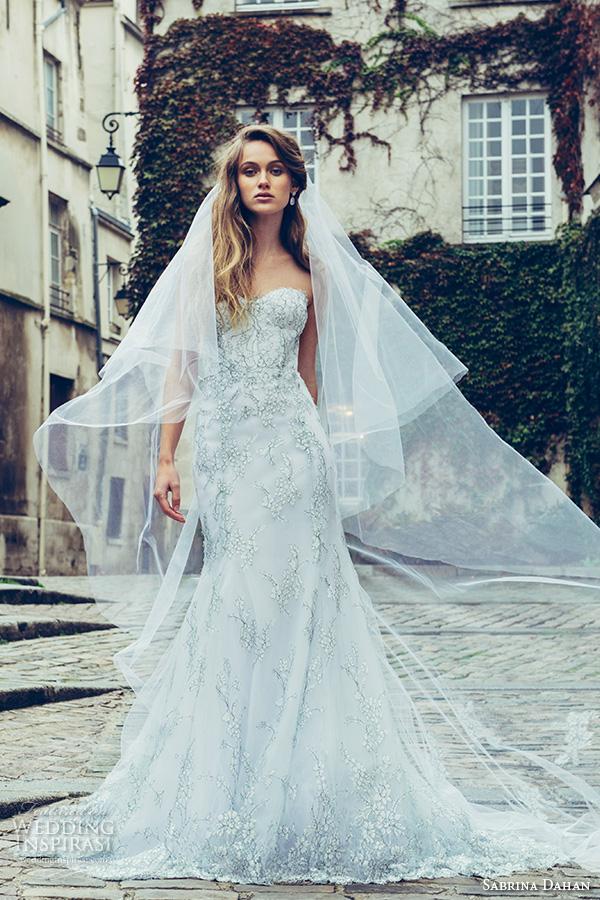 Sabrina Wedding Dress 18 Spectacular sabrina dahan bridal fall