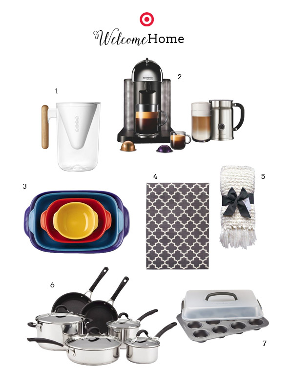 USD20 Target Gift Card With Wedding Registry 2015 : target wedding registry entertaining gifts for home nespresso ...