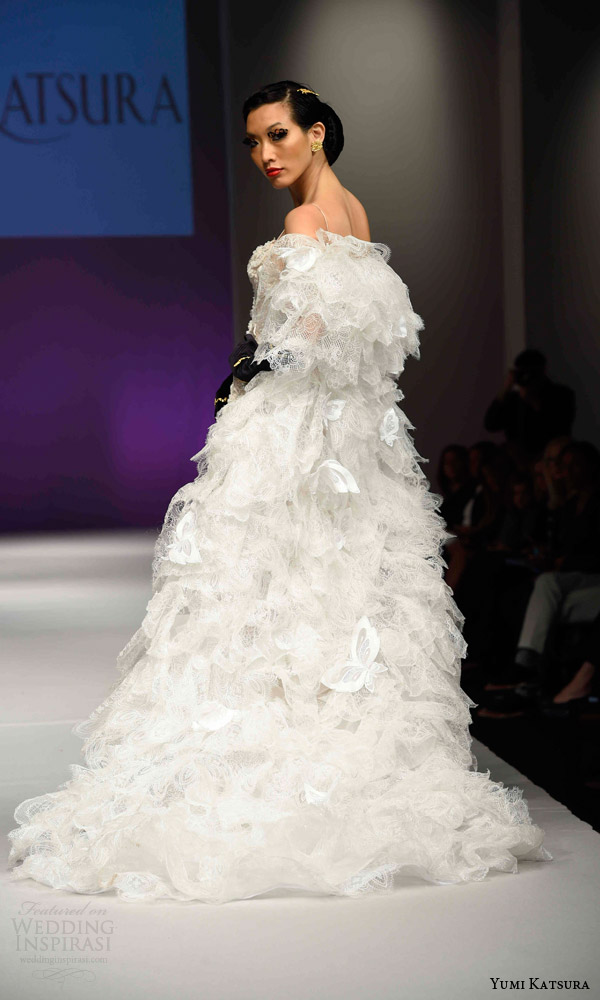Kimono Wedding Dresses 34 Trend yumi katsura bridal fall