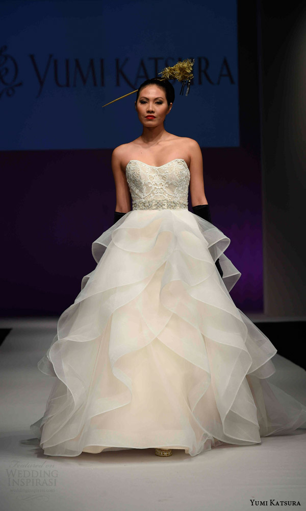 Butterfly Wedding Gown 69 Epic yumi katsura bridal fall