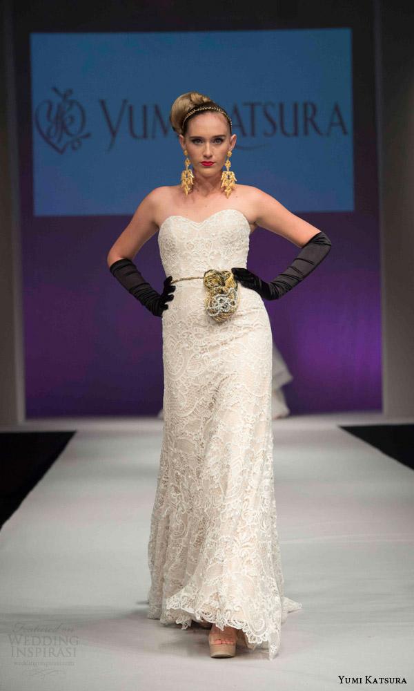 Butterfly Wedding Gown 84 Inspirational yumi katsura bridal fall