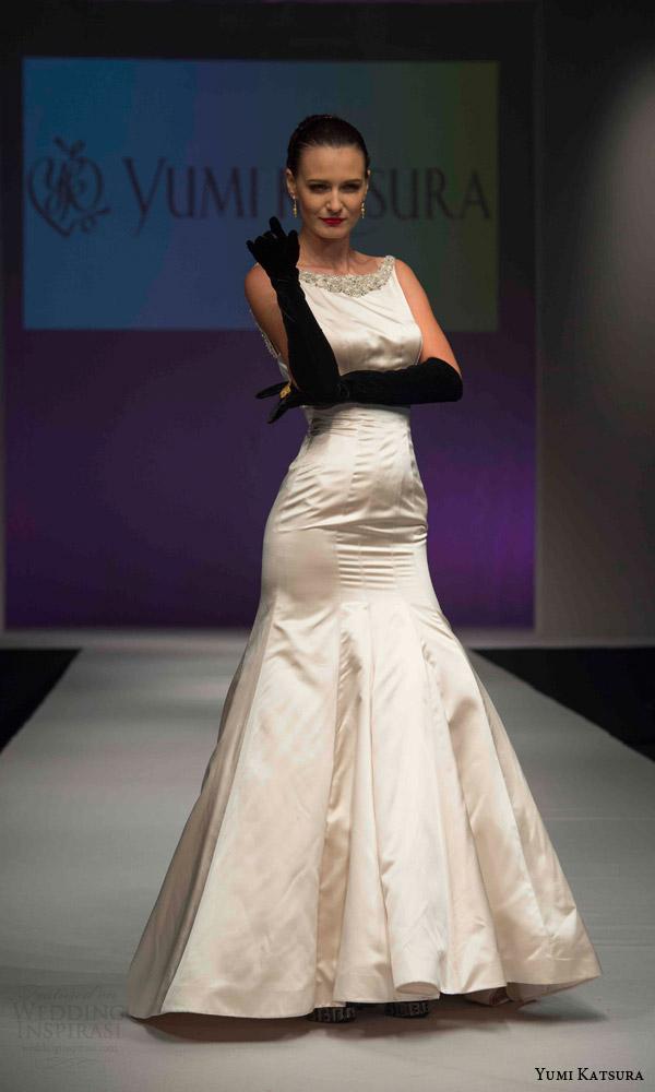 Black And Blue Wedding Dress 15 Lovely yumi katsura fall bridal