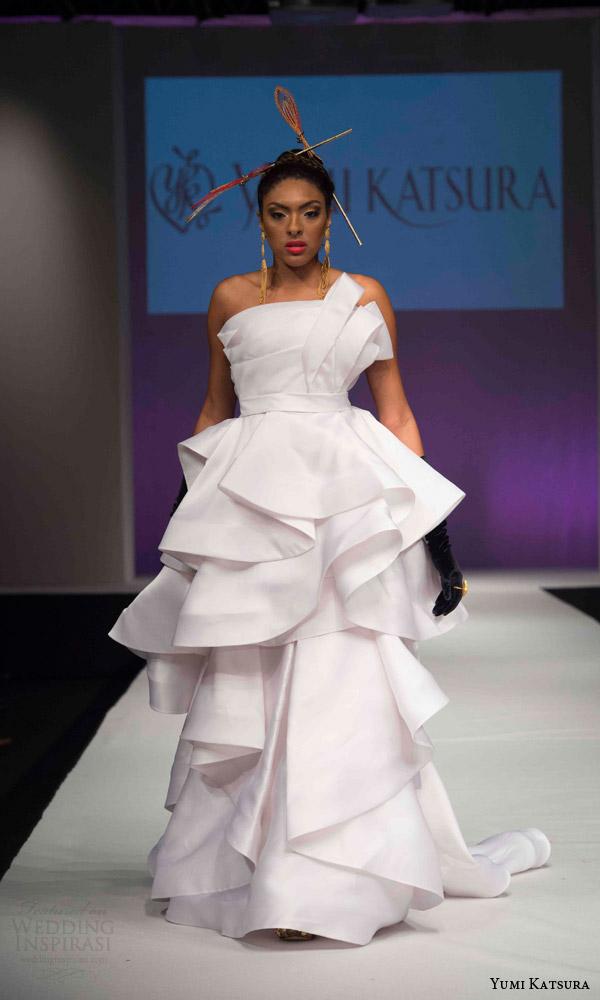 Yumi Katsura Fall 2016 Wedding Dresses - BridalPulse
