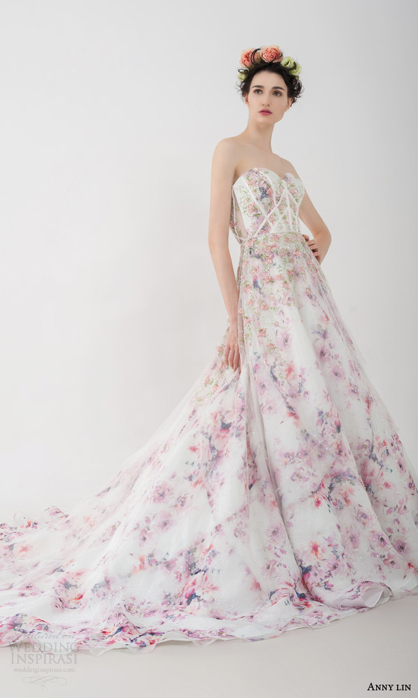 Anny Lin Wedding Dresses 2016 - BridalPulse