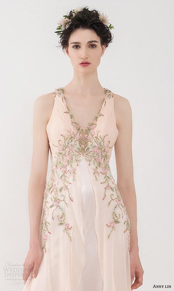 2nd Wedding Dresses 46 Lovely anny lin bridal zinnia