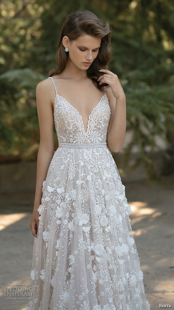 Berta fall 2016 wedding dresses bridal photo shoot for A pretty wedding dress