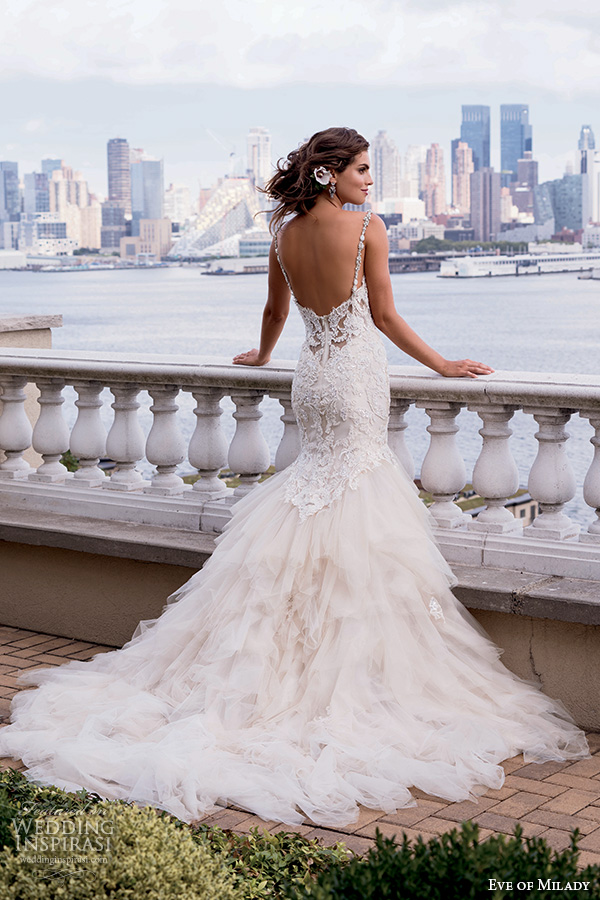 Gorgeous Mermaid Wedding Dresses : Top most popular wedding dresses in part