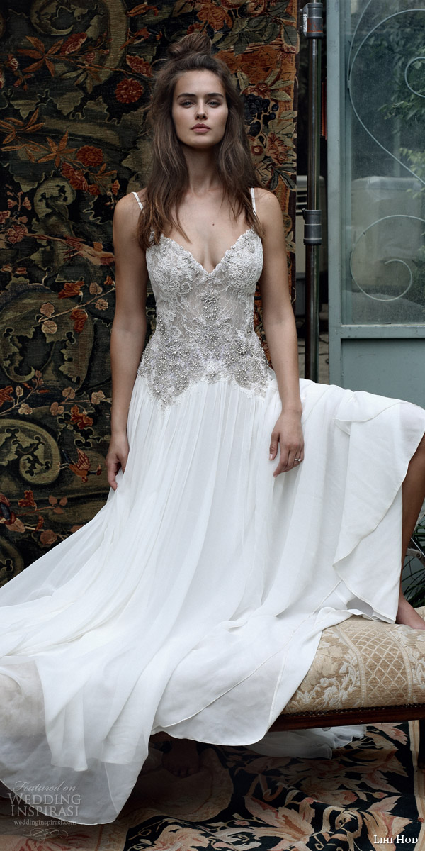 Silk Beach Wedding Dresses