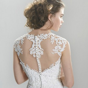 lillian west gorgeous wedding dresses from spring 2016 bridal collection stunning illusion lace back gown
