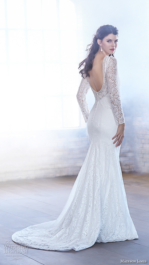 Madison James Bridal Fall 2015 Wedding Dresses Wedding
