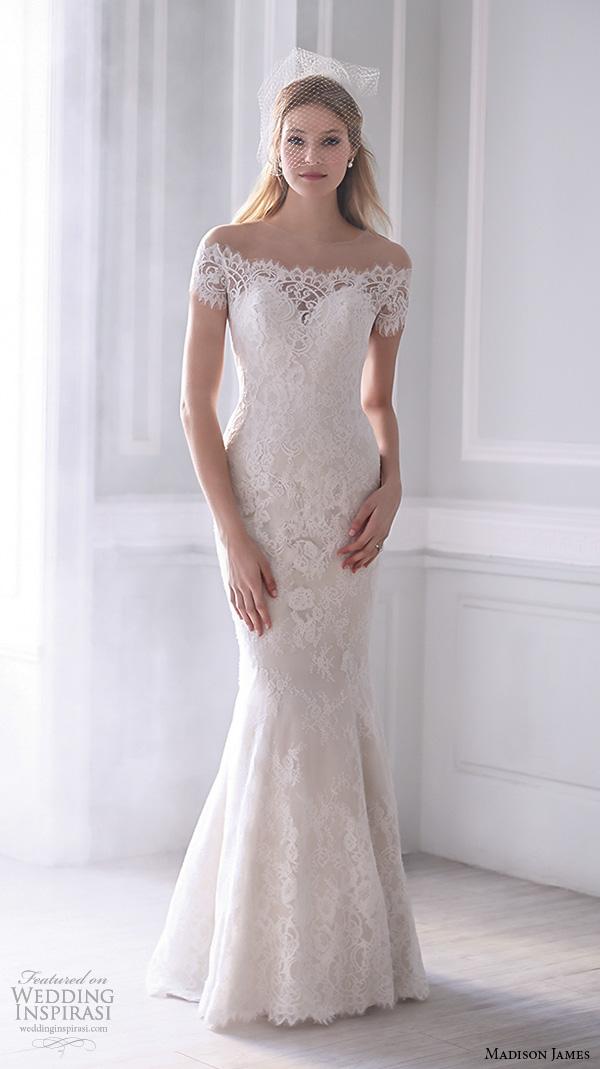 Mermaid Style Wedding Dresses 55 Epic madison james fall bridal