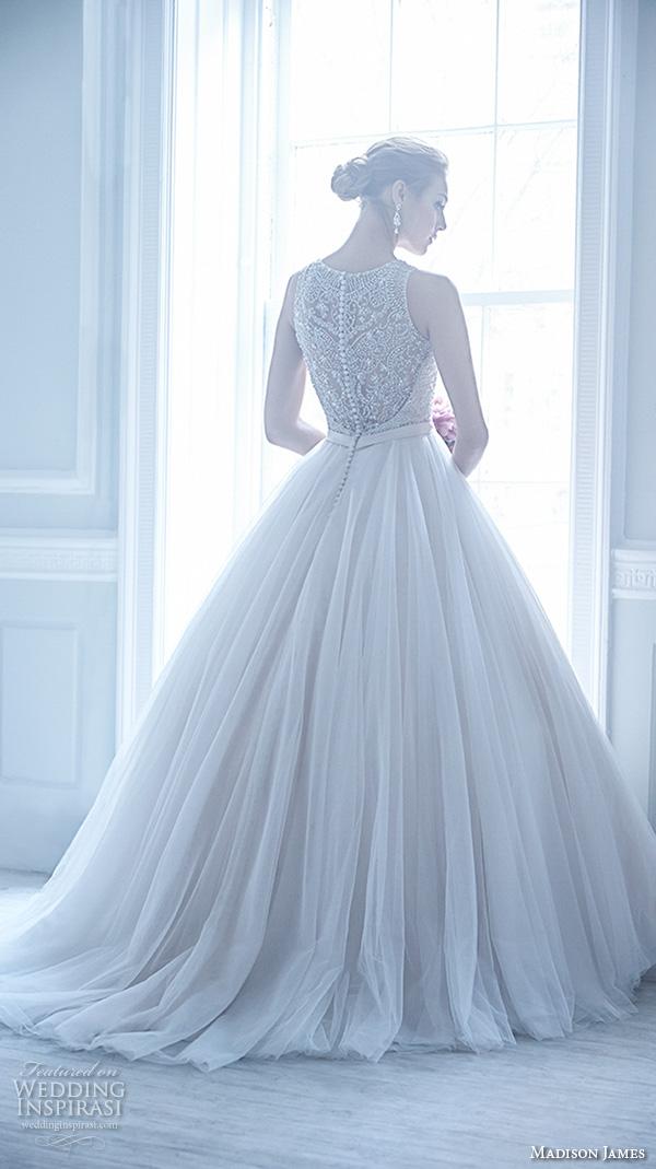 Madison james bridal fall 2015 wedding dresses wedding for A line skirt wedding dress