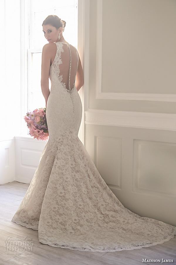 Wedding Dresses Mermaid Trumpet 61 Popular madison james fall bridal