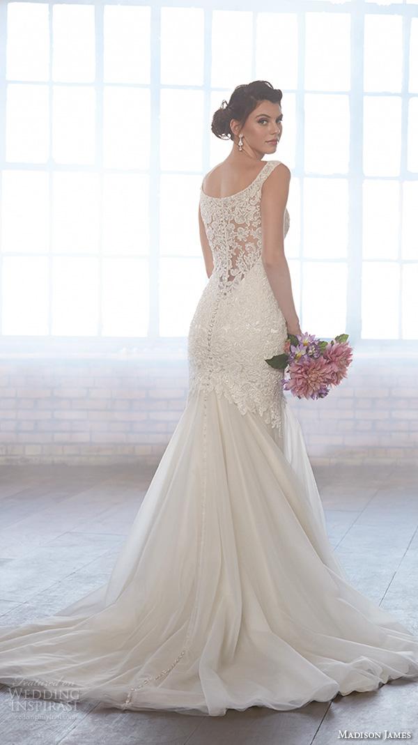 Fishtail Wedding Dress 98 Elegant madison james fall bridal