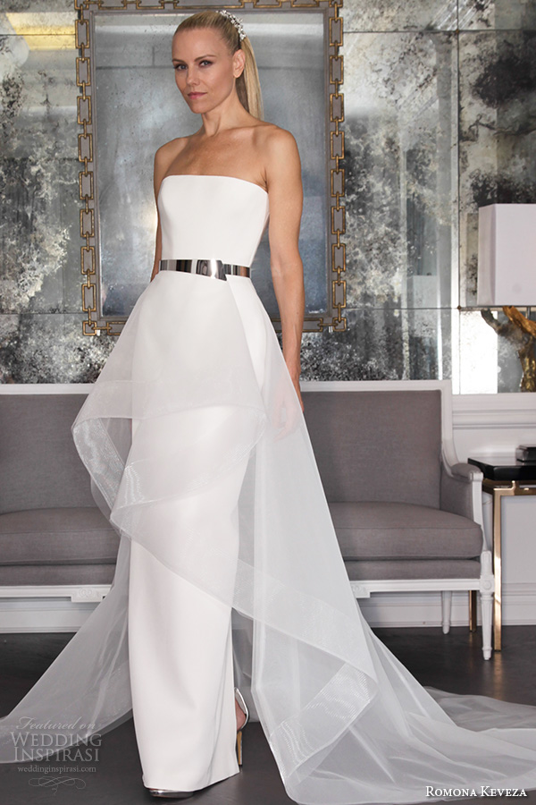 Simple Chic Wedding Dresses