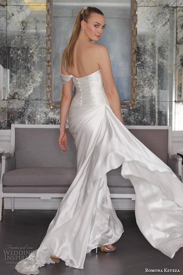 Halter Mermaid Wedding Dress 65 Epic romona keveza fall luxe