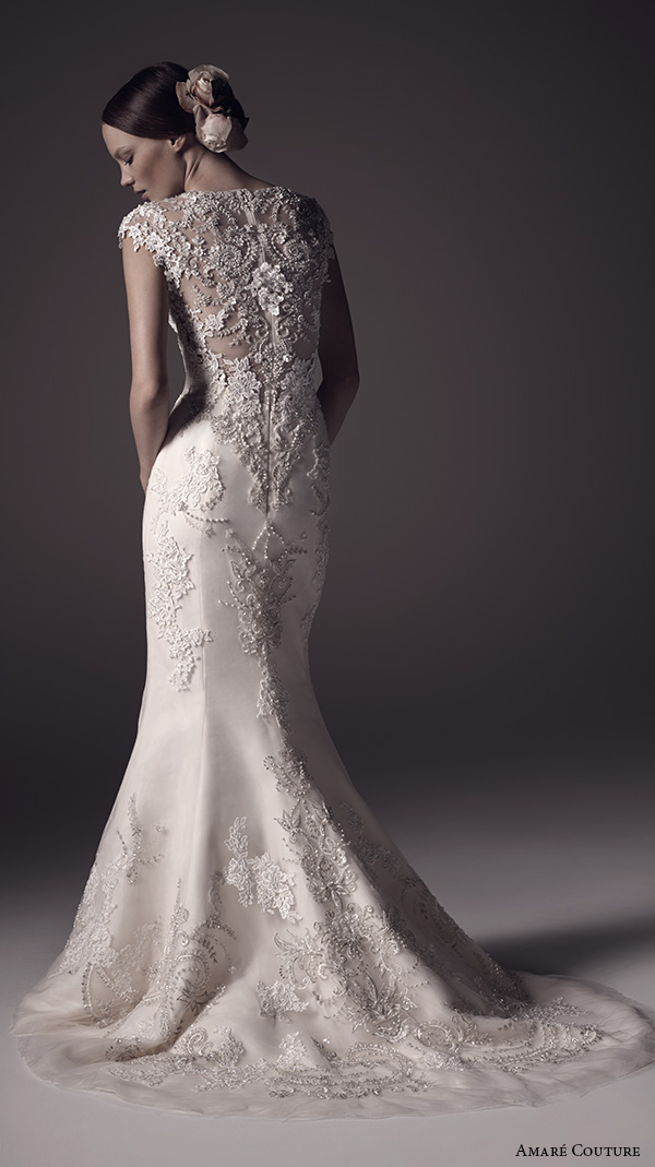Couture Wedding Dresses Brigg : Amar? couture spring wedding dresses inspirasi