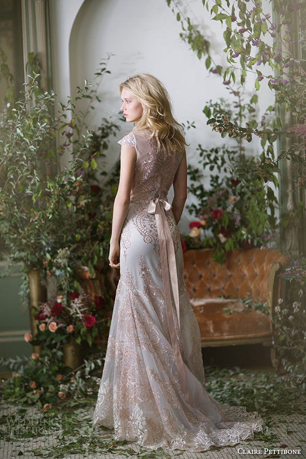 Vintage Wedding Dresses Gold : Wedding dresses the gilded age bridal campaign inspirasi