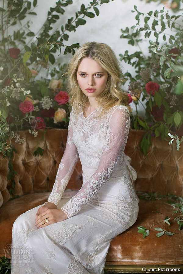Couture Vintage Wedding Dresses