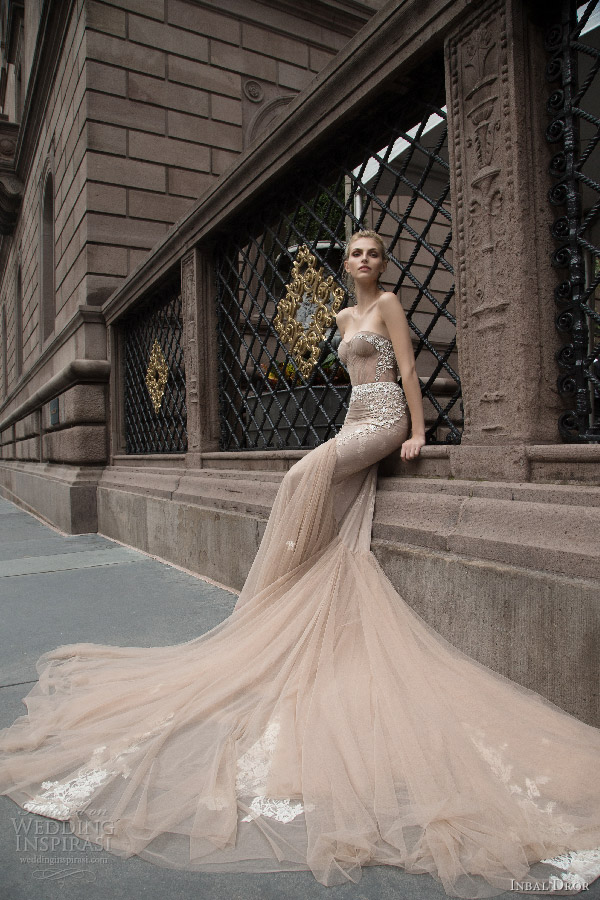Inbal dror 2016 wedding dresses wedding inspirasi for Israeli wedding dress designer inbal dror