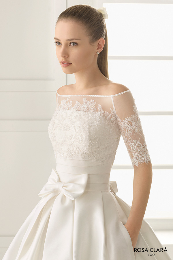 Rosa Clar Two 2016 Wedding Dresses