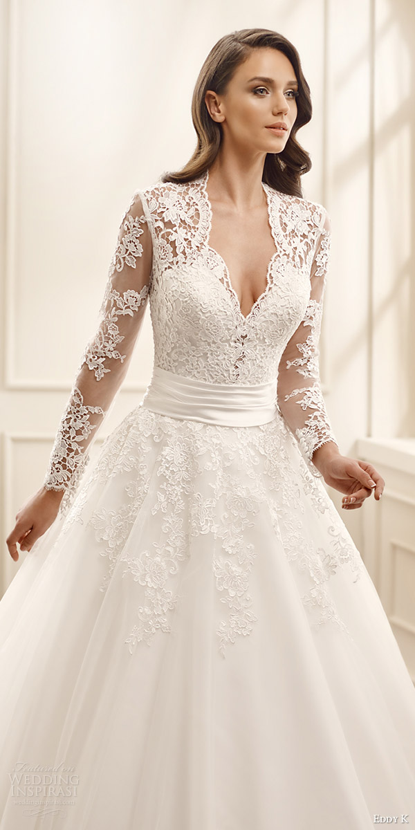 Eddy K. 2016 Wedding Dresses | Wedding Inspirasi