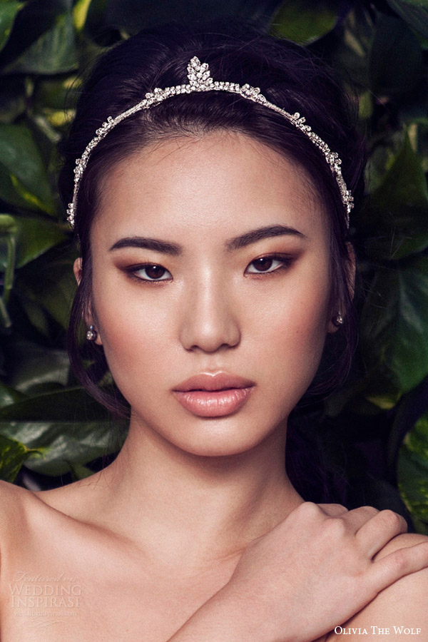 olivia the wolf headpieces 2016 bridal accessories ophelia headband