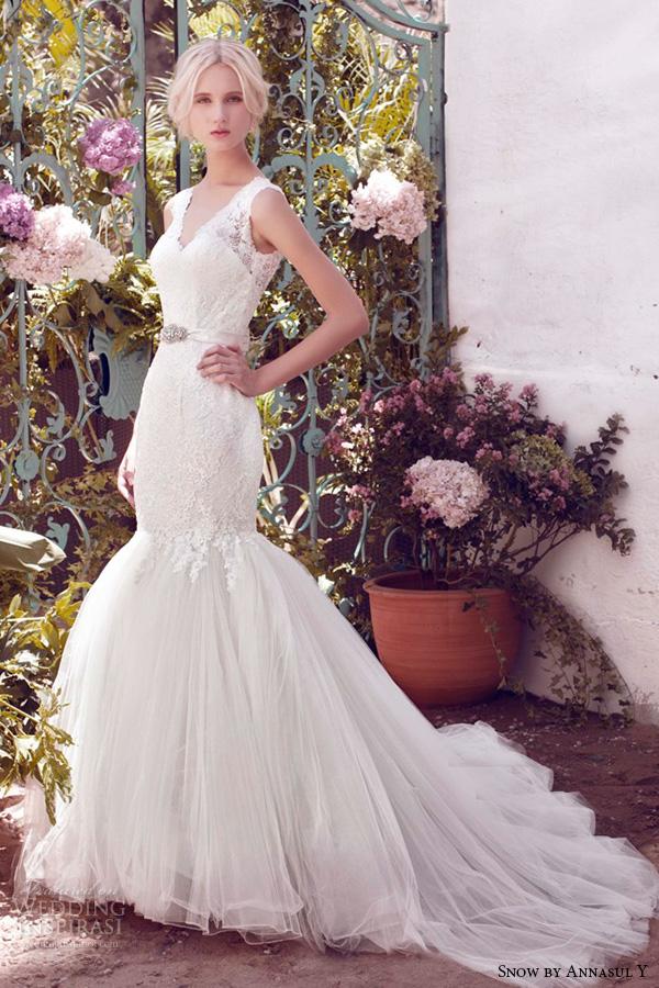 Marys Bridal Wedding Dresses 83 Great snow by annasul y