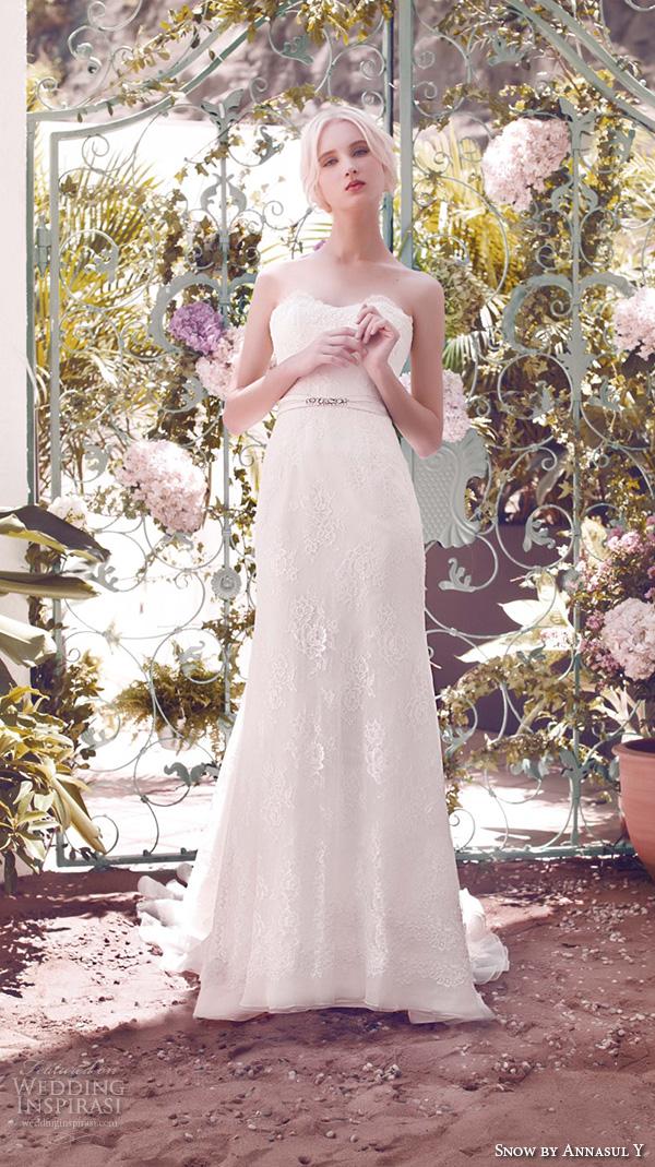 Marys Bridal Wedding Dresses 85 New snow by annasul y