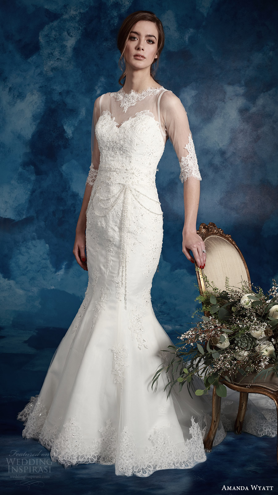 Wholesale Plus Size Wedding Dresses 40 Fresh amanda wyatt bridal illusion
